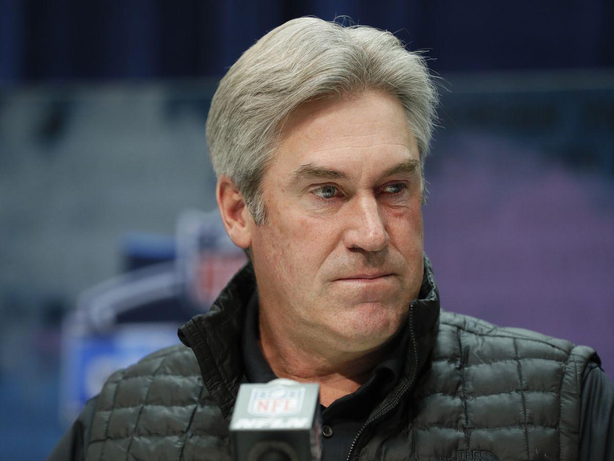 Eagles coach Doug Pederson tests positive for COVID-19
