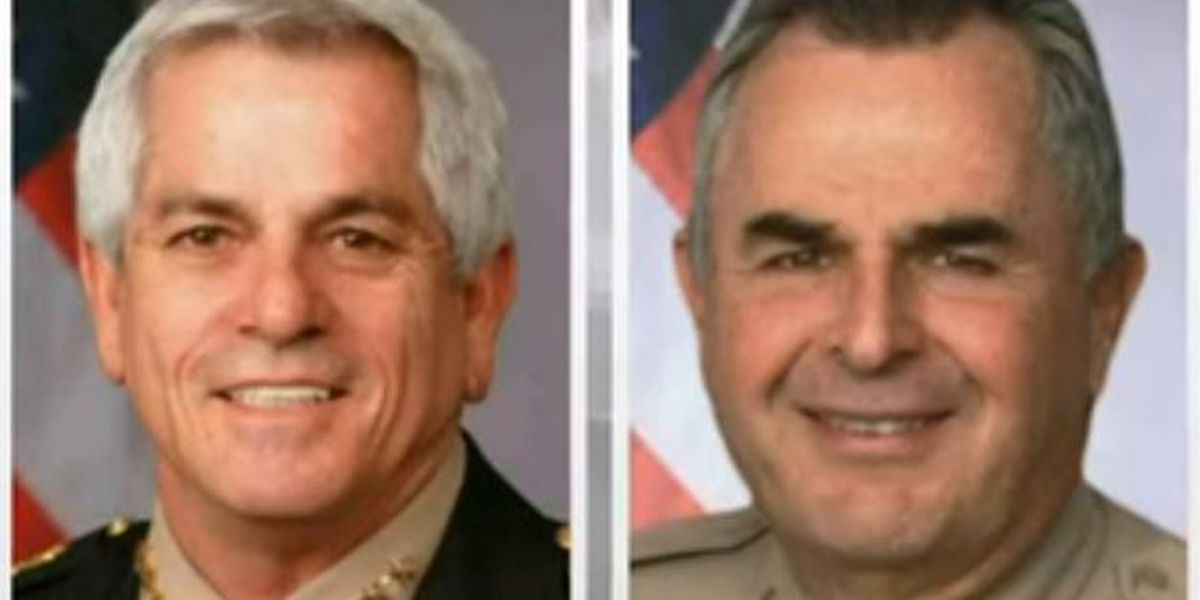 Sheriff Napier says it's too soon to concede
