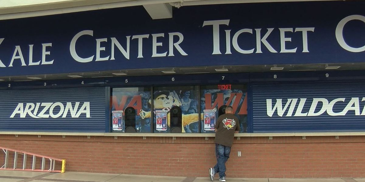 Mixed reactions to liquor license for McKale Center
