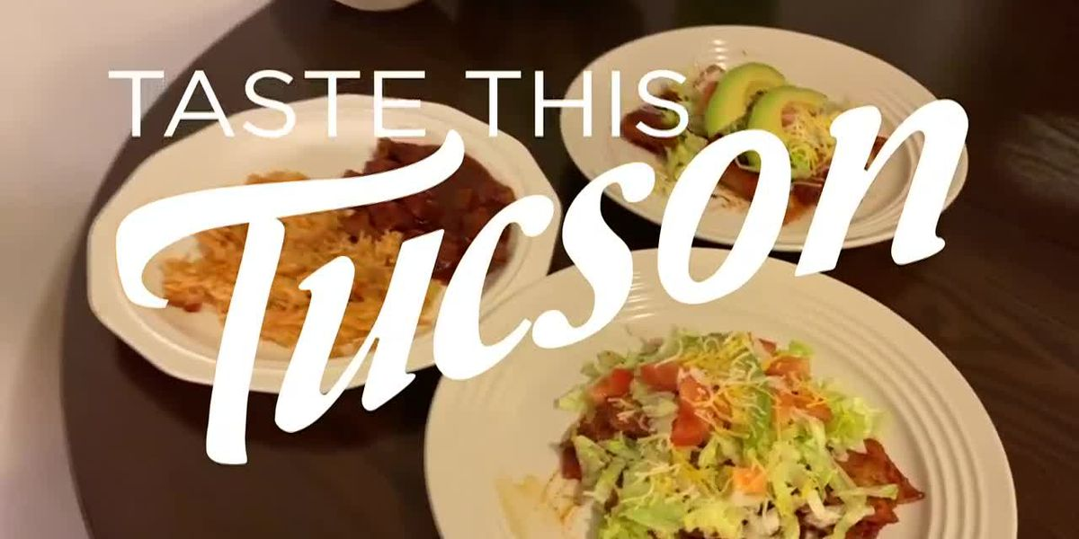 Taste This Tucson Episode 15: Making red sauce for Mother's Day