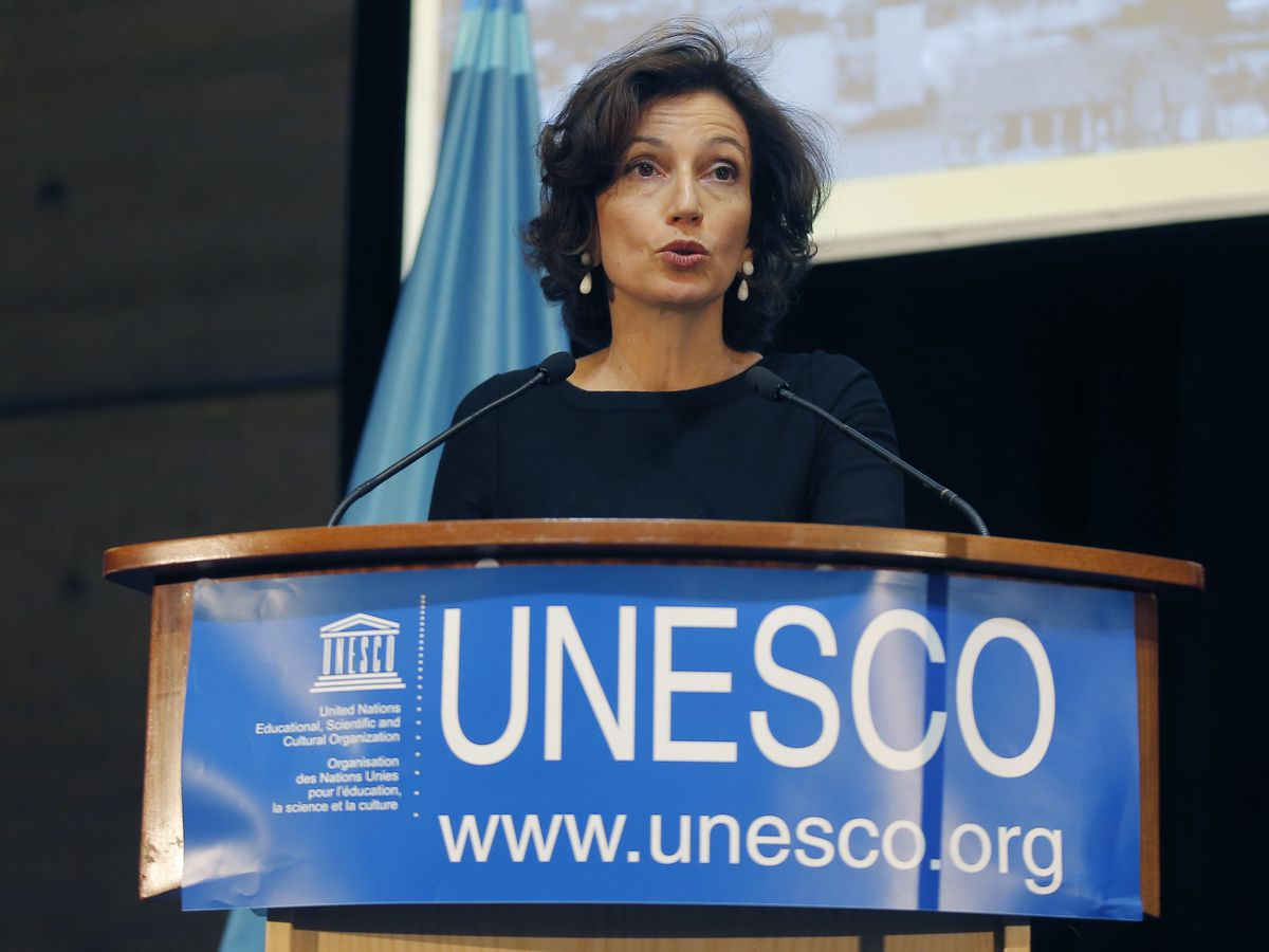 UNESCO launches Holocaust education website