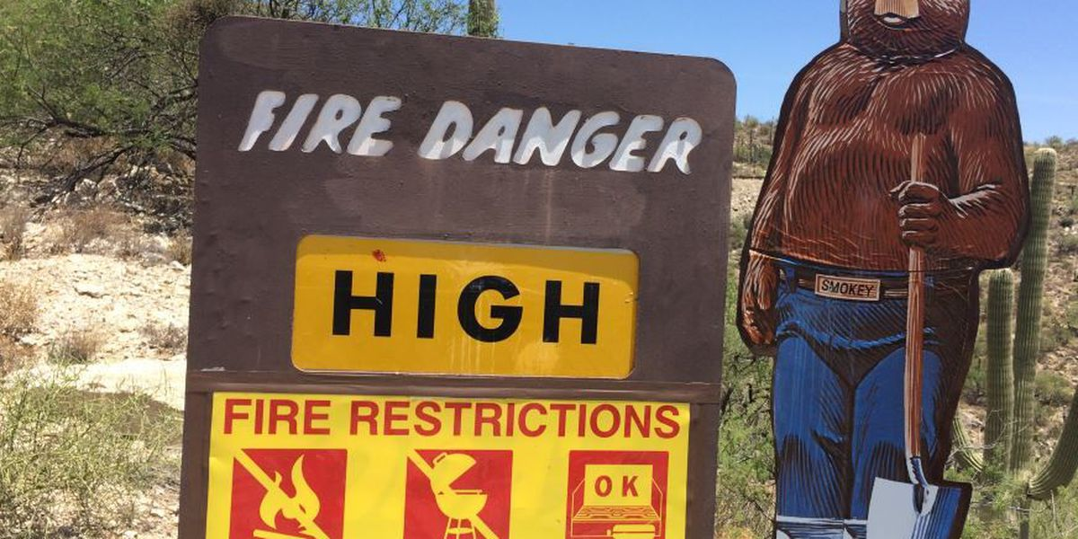 Fire restrictions remain for July 4th holiday weekend
