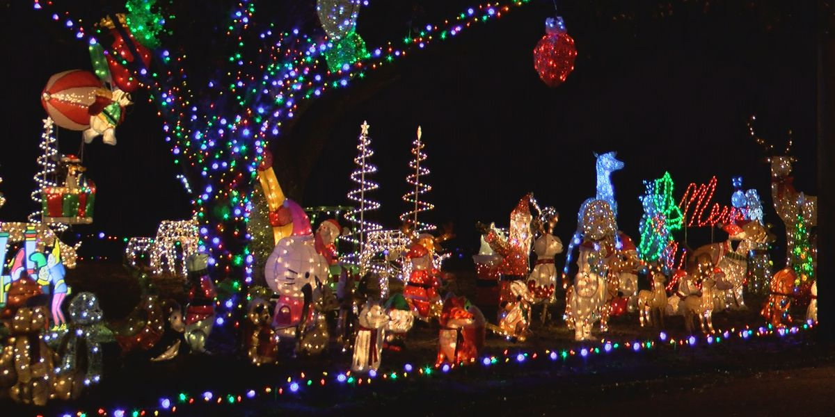 Firefighters warn you to be careful with holiday decor