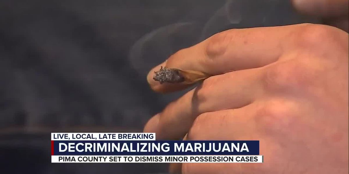 Prop 207 Pima County dropping charges