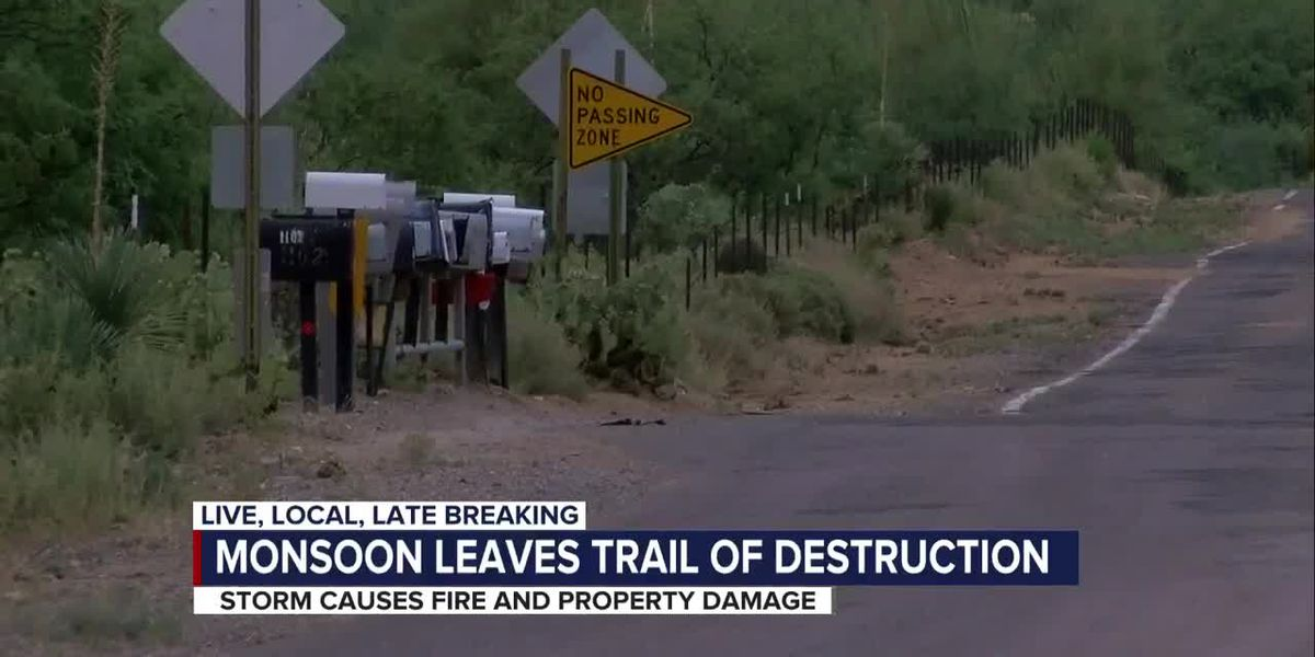 Firefighters, residents deal with aftermath of weekend storm