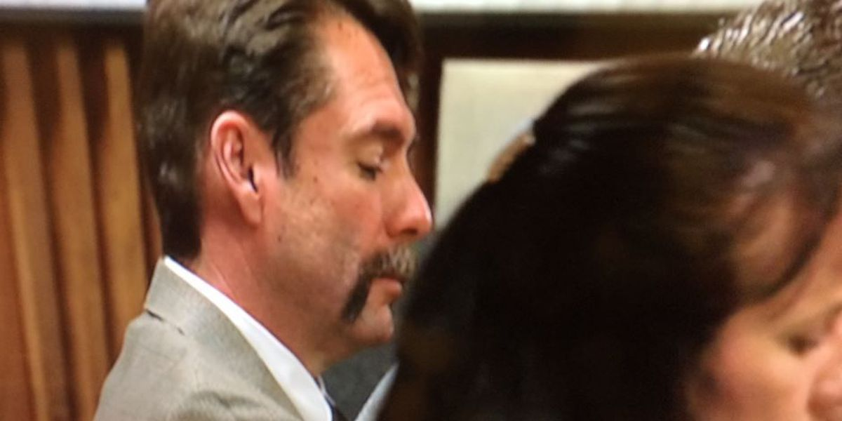 Opening statements in former Tucson Fire captain's second triple-murder trial