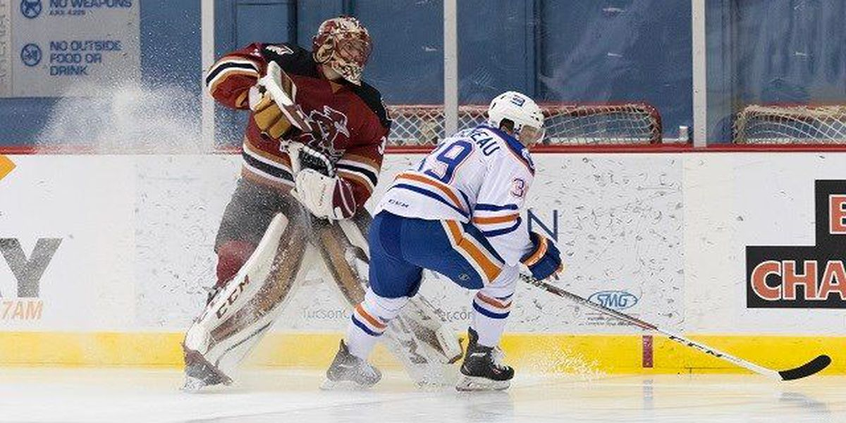 Condors shut out Roadrunners 4-0