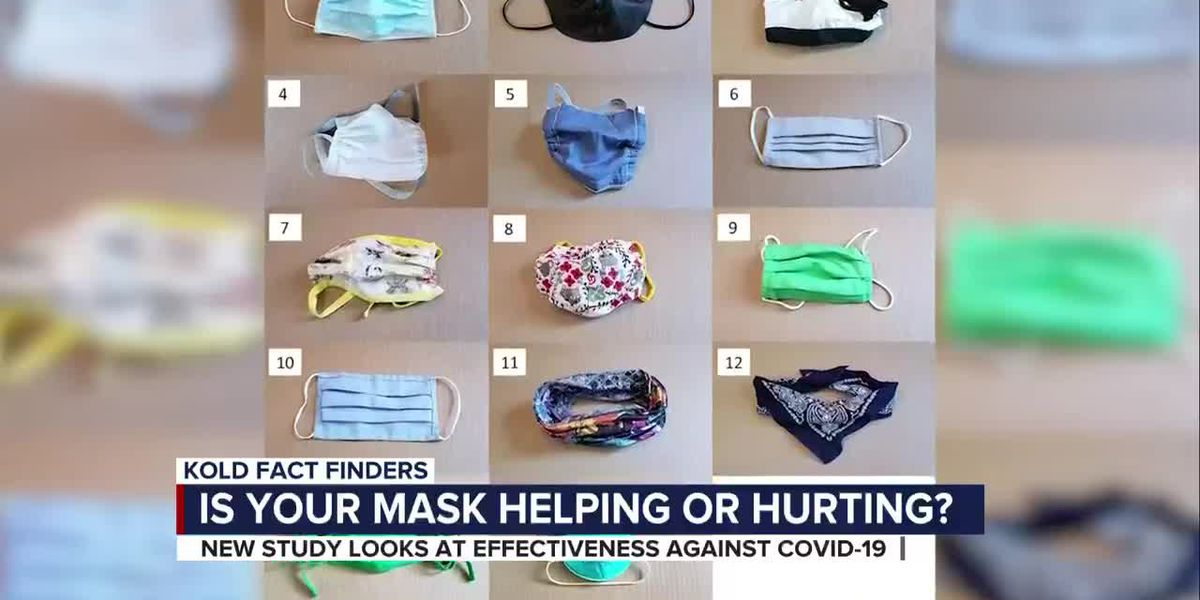 Fact Finders: Mask Effectiveness