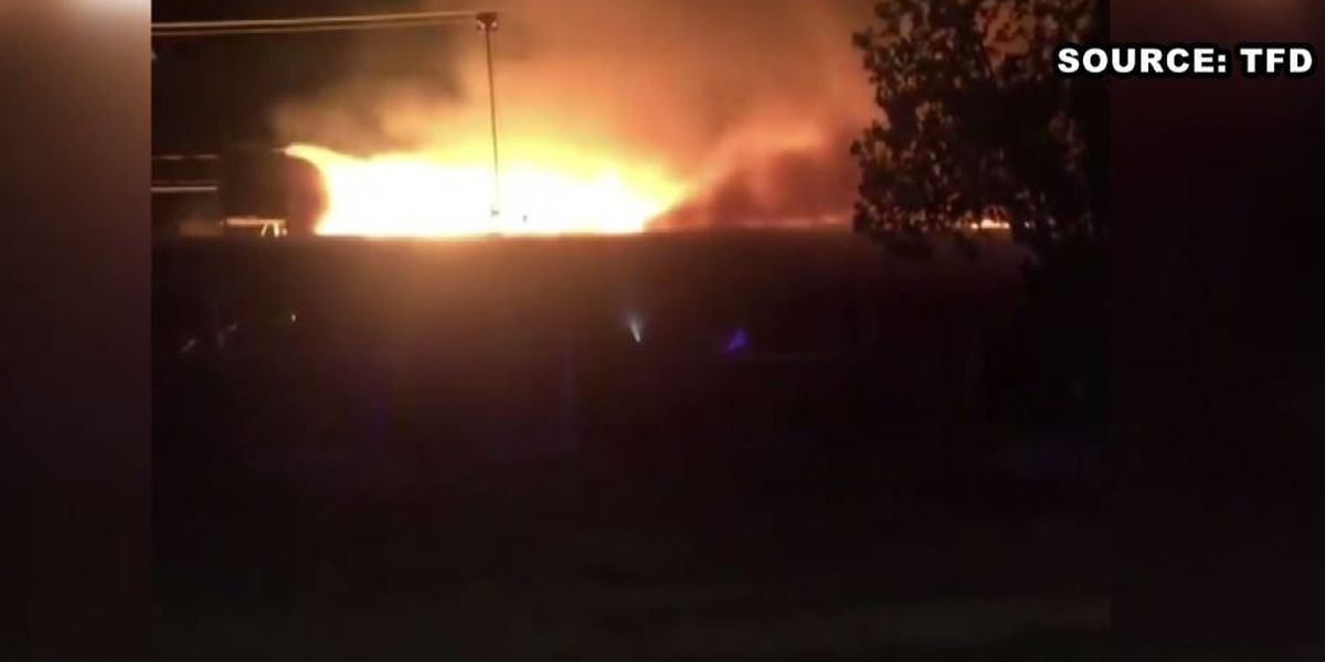 Police: Sparklers blamed for house fire; 2 teens charged