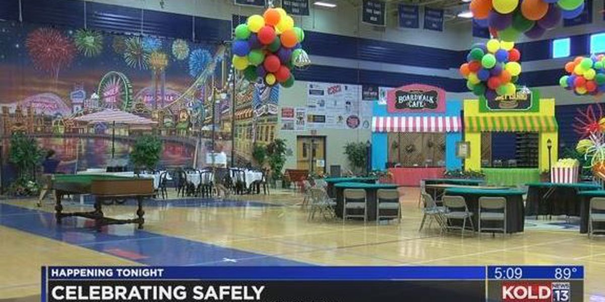 Group keeps kids safe post graduation