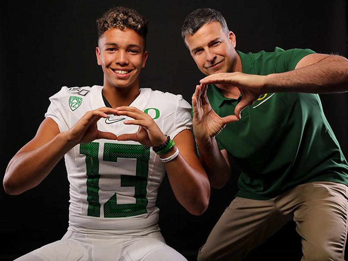 The Oregon Trail: Many of Arizona's top football prospects migrating to Pacific Northwest