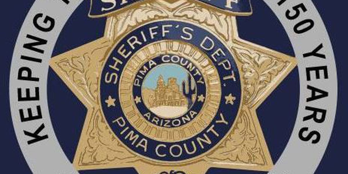 Pima Sheriff's Lieutenant honored for service during Yavapai County wild fire