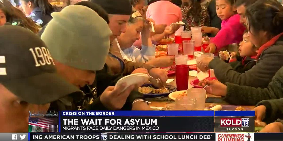 CRISIS ON THE BORDER: The wait for asylum