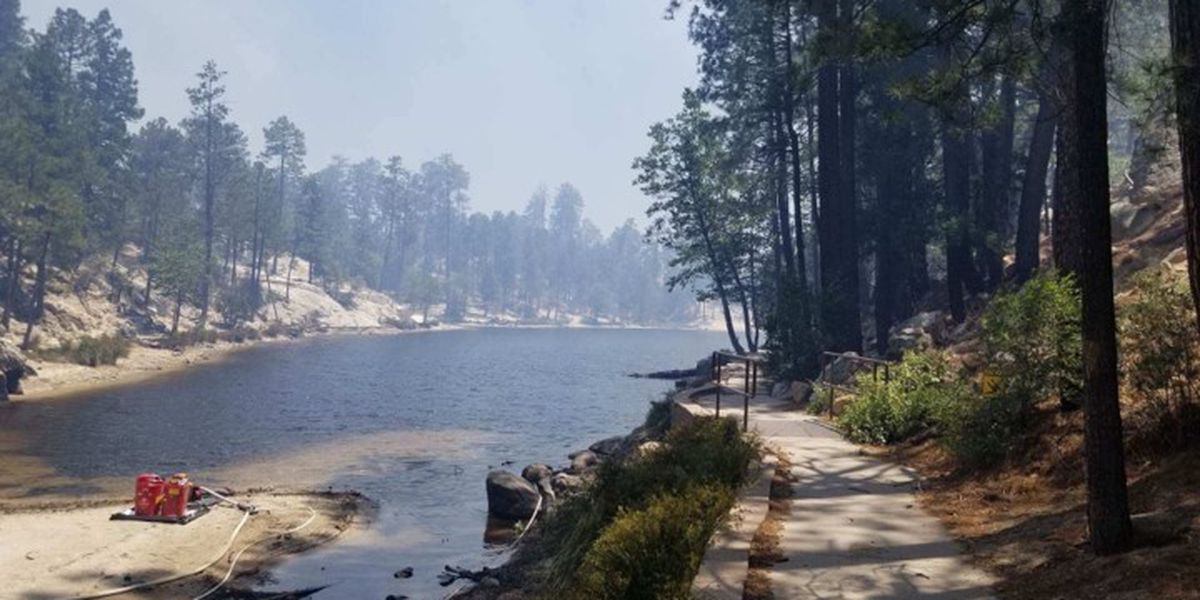 Bighorn Fire damage assessment starting on Mount Lemmon