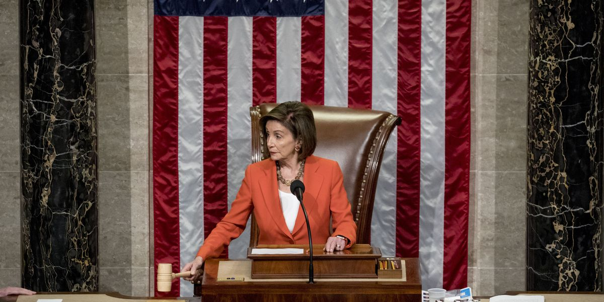 Democrats push impeachment rules package through House