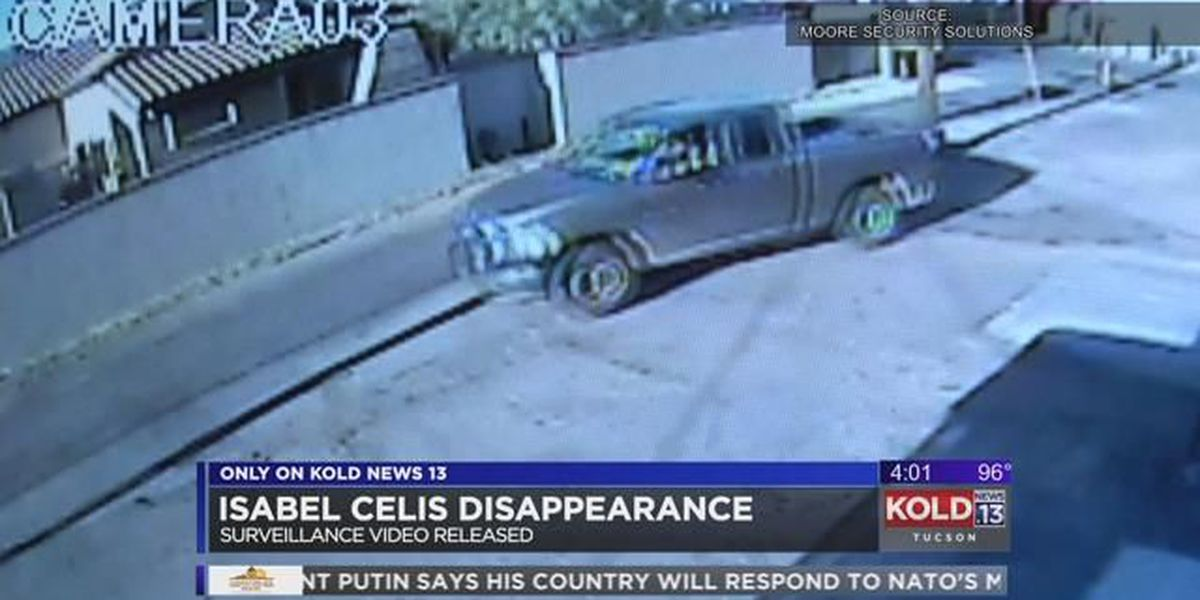 Newly released video shows Celis home on night of disappearance