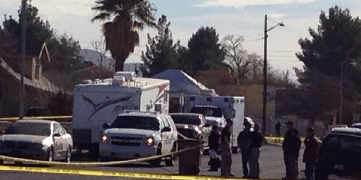 UPDATE: Suspect in officer involved shooting identified, has died