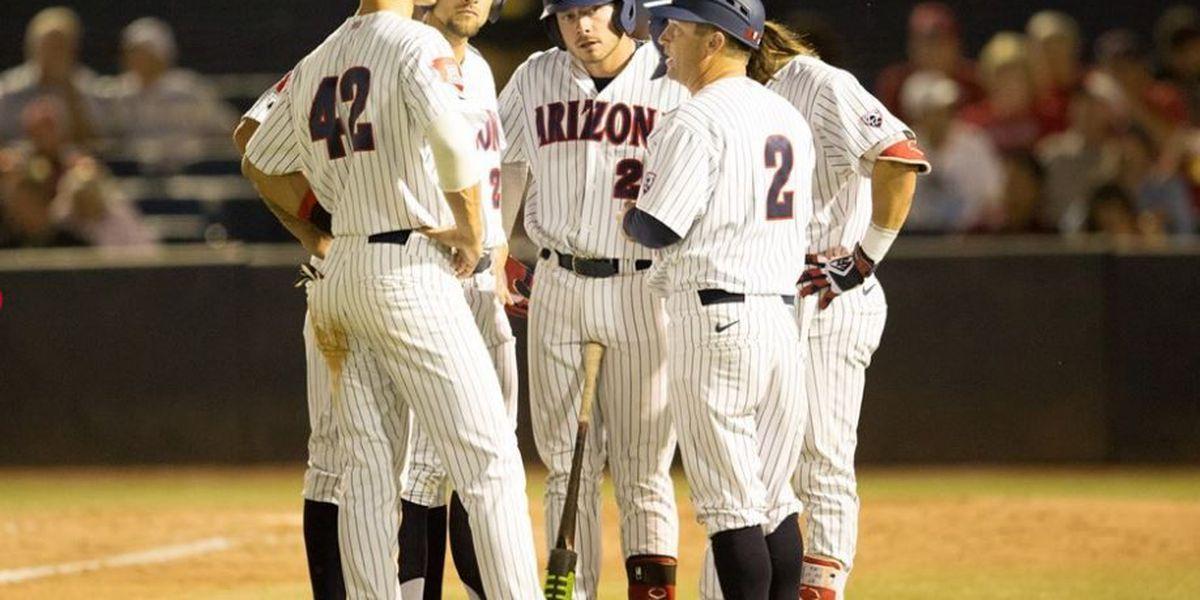 Balanced effort tunes up #9 Arizona Baseball for Beavers