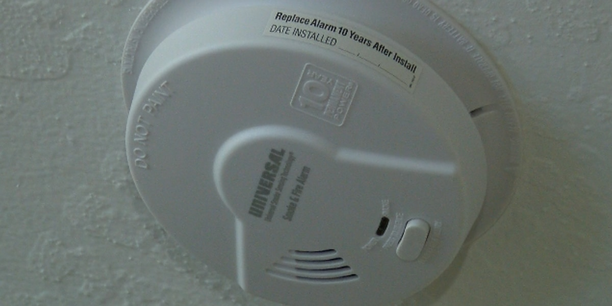Smoke alarms recalled due to failure to alert