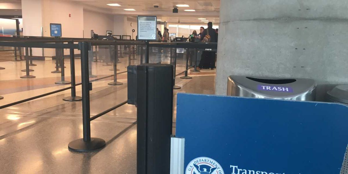 Shutdown not slowing down operations at Tucson International Airport