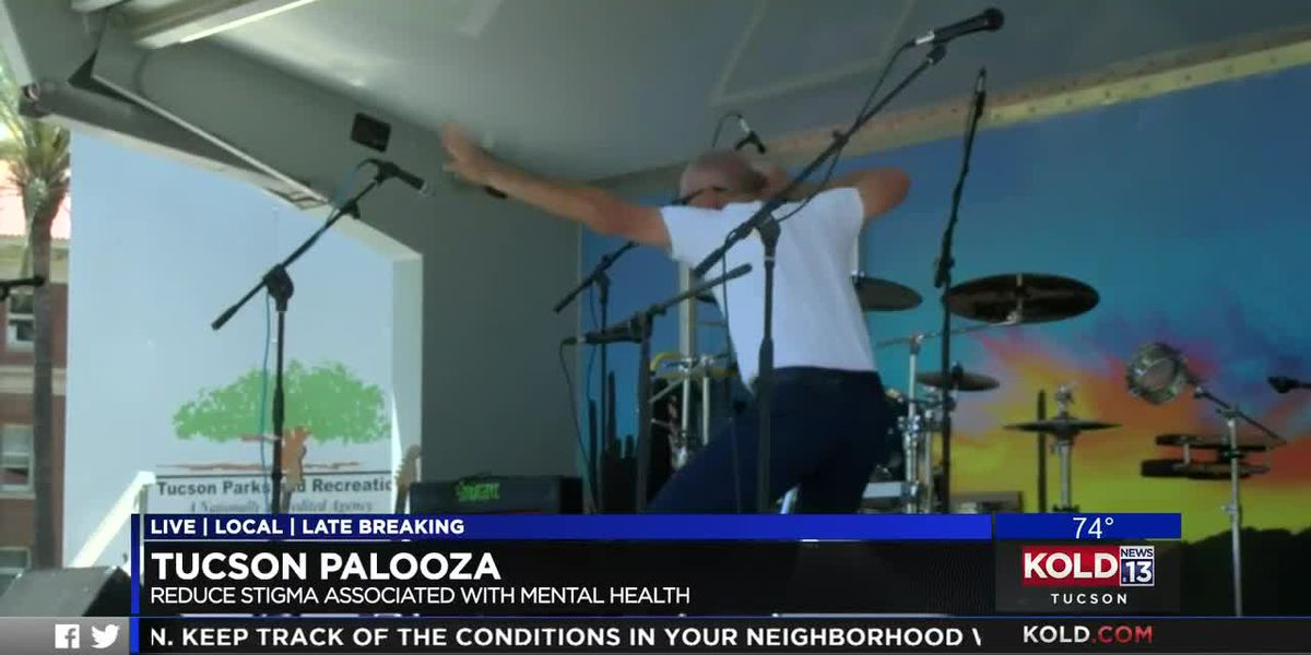 Tucson Palooza: Reducing stigma associated with mental health