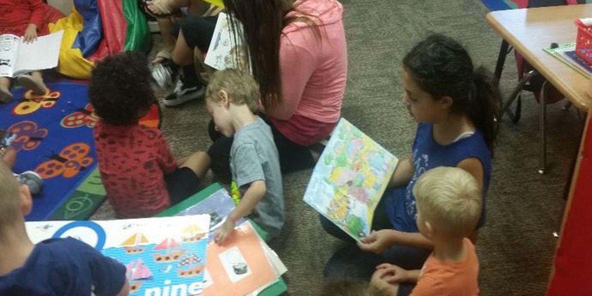 Ranch Elementary Preschool Pathfinders club
