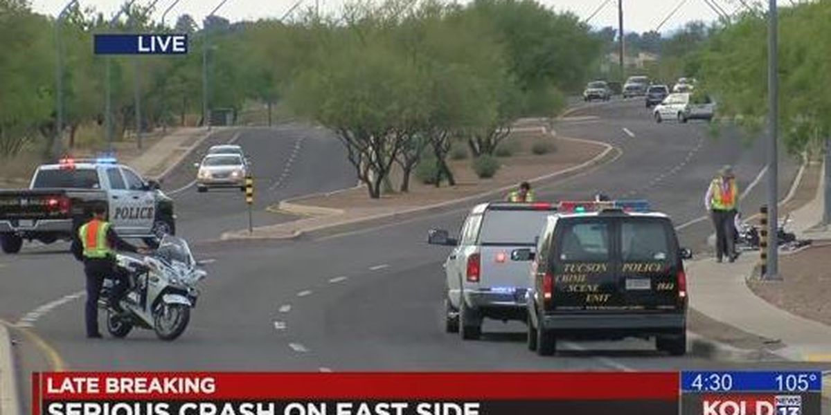 UPDATE: Pantano Parkway reopened at Golf Links