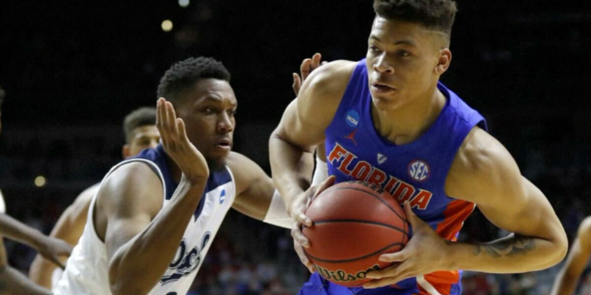 Florida Gators basketball returns, Keyontae Johnson back with the team amid recovery