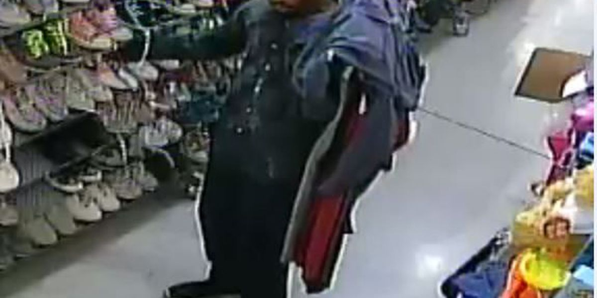 Pima Co. Sheriff's Dept. searching for suspect in Goodwill theft