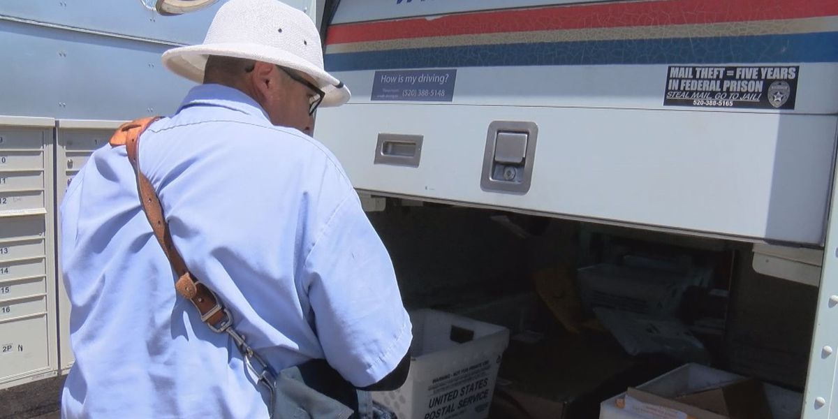 No mailing it in: Postal workers trained to beat the heat