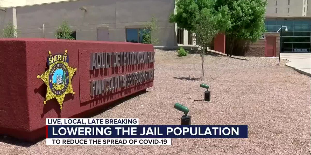 Pima County works to reduce jail population