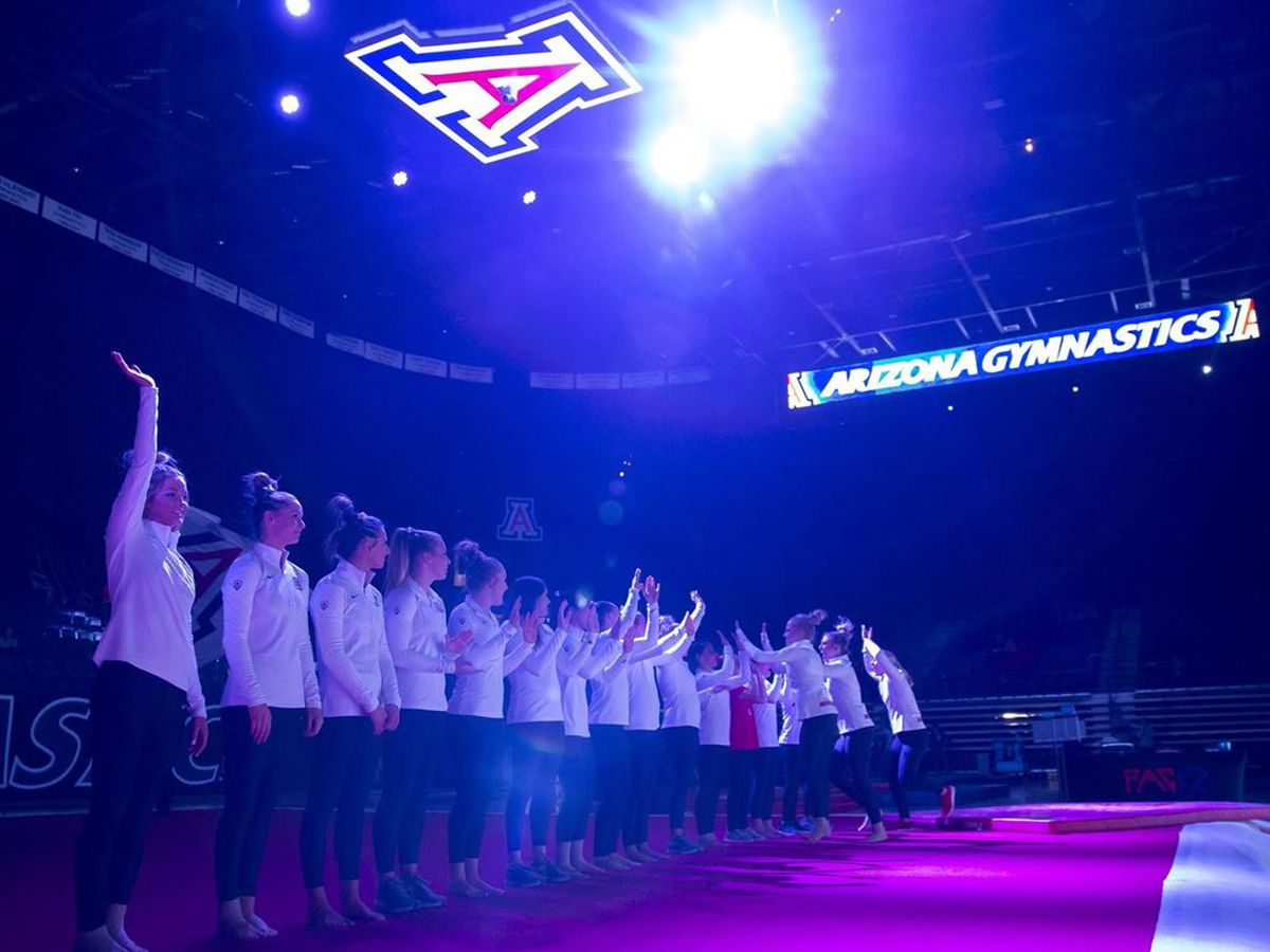 Pac-12 Conference releases schedule for 2021 Arizona Gymnastics