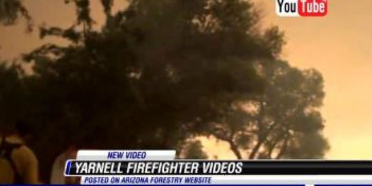 AZ State Forestry releases new Yarnell wildfire video