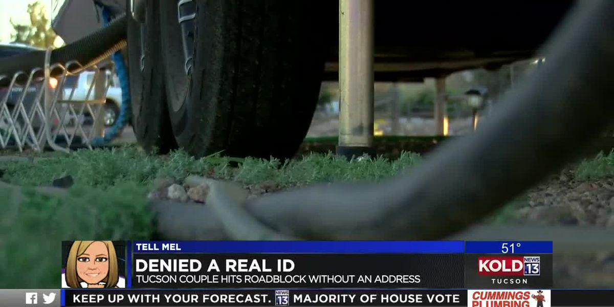 Tell Mel: Real ID regulations cause road blocks for one Arizona couple