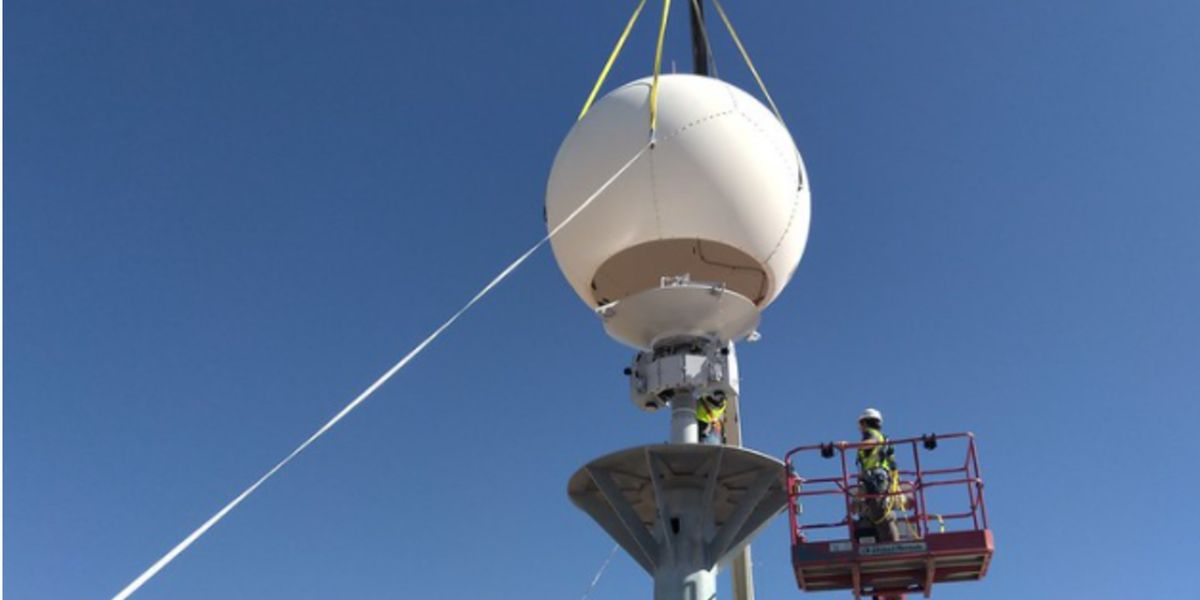 ADOT's dust detection system recognized as a 'Gamechanger'