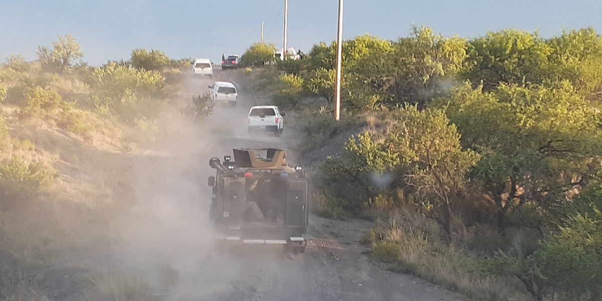 Border Patrol detains more than 30 in raid at humanitarian aid camp