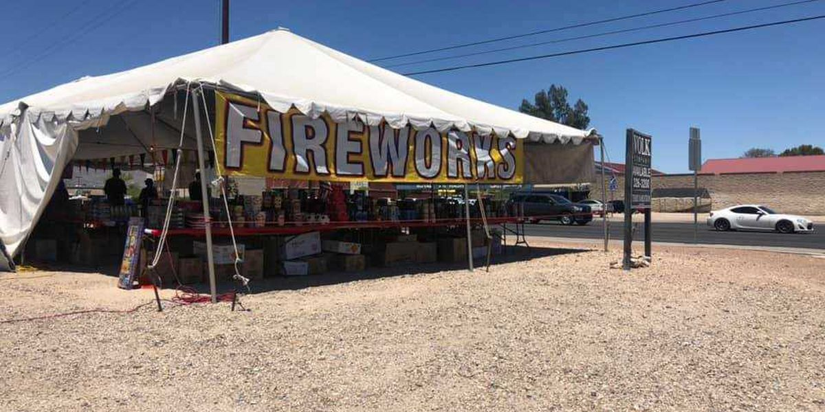 Fireworks sales begin in Arizona, reminder to be safe