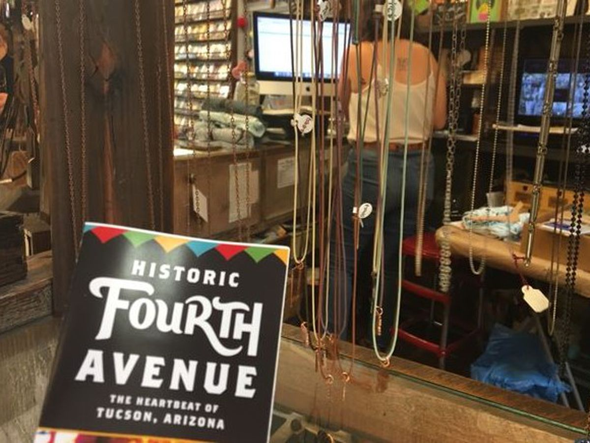4th Avenue businesses experiencing summer surge instead of slump