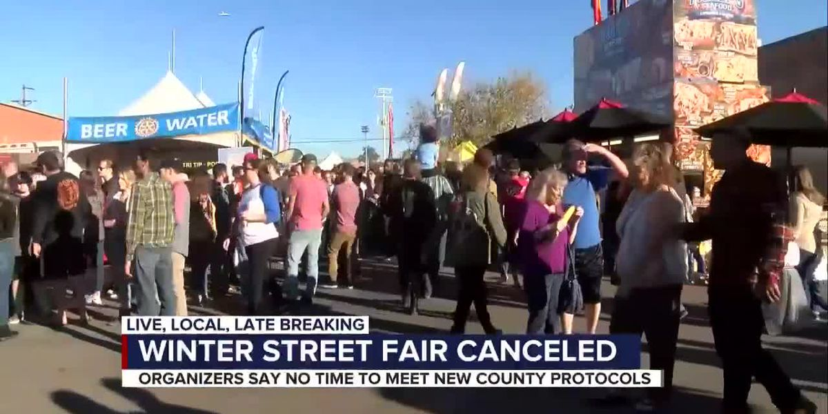 Fourth Avenue Winter Street Fair canceled