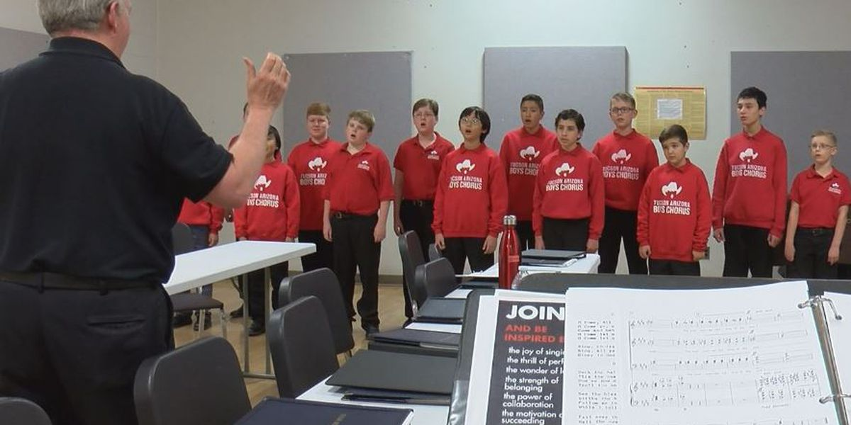 Boys chorus bound for D.C. to sing at national tree lighting