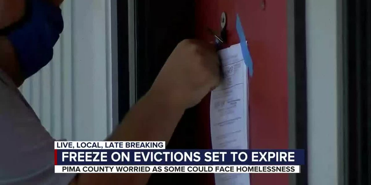 Moratorium on rental evictions set to expire this month