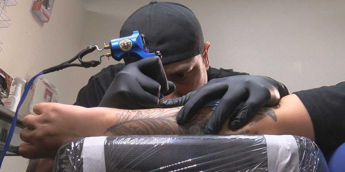 Tucson tattoo artist donates profits to local autism community
