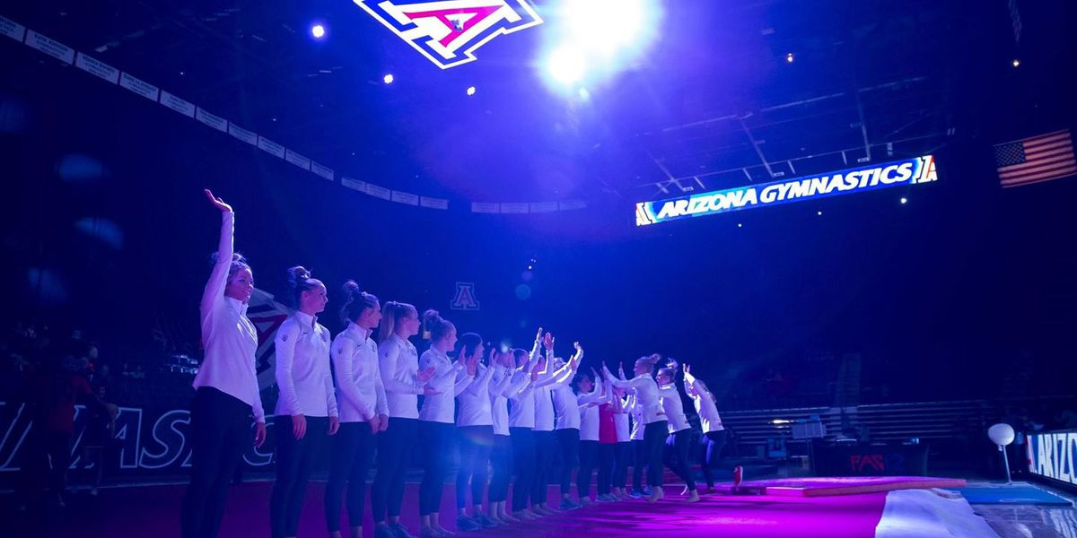 UArizona gymnastics set for annual GymCat Showcase