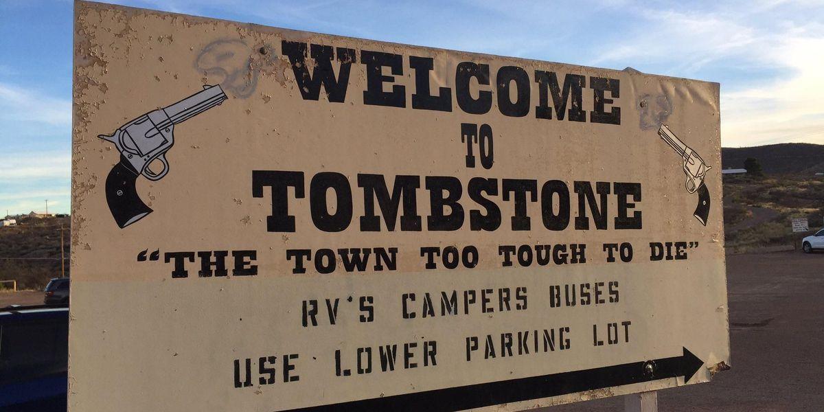 Tombstone becomes 'America's Second Amendment City'