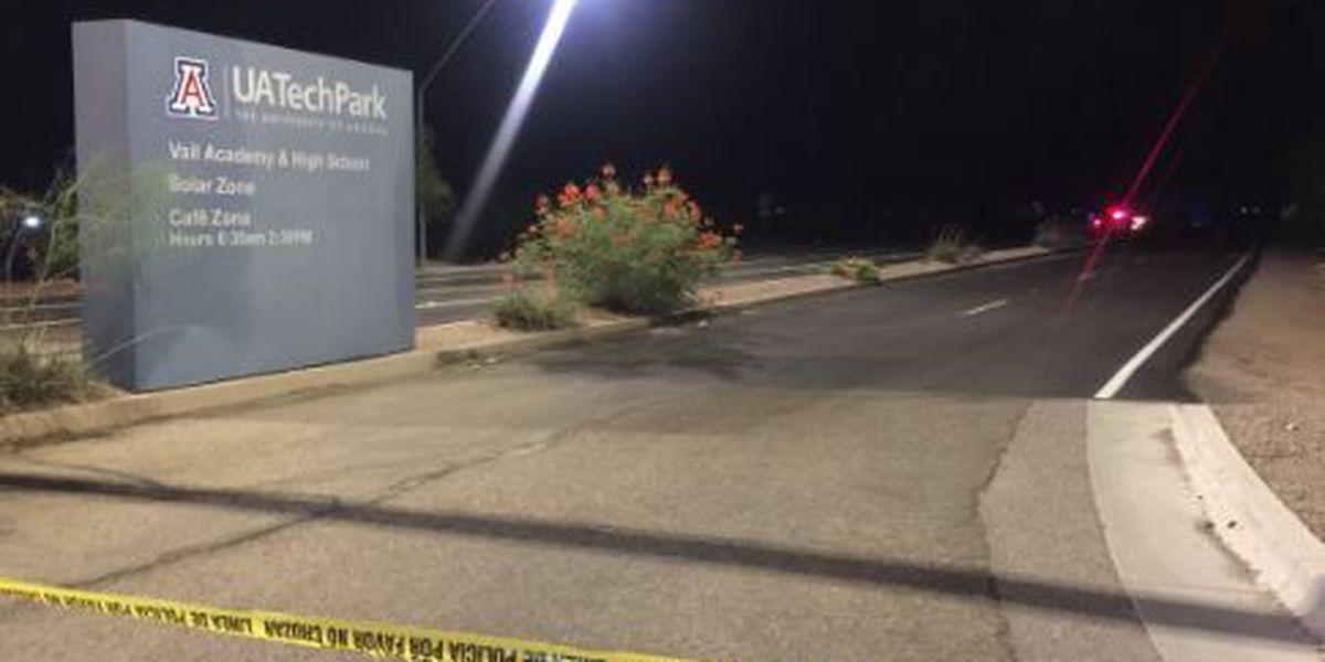 UPDATE: Tucson police identify man killed in shooting near UA Tech Park