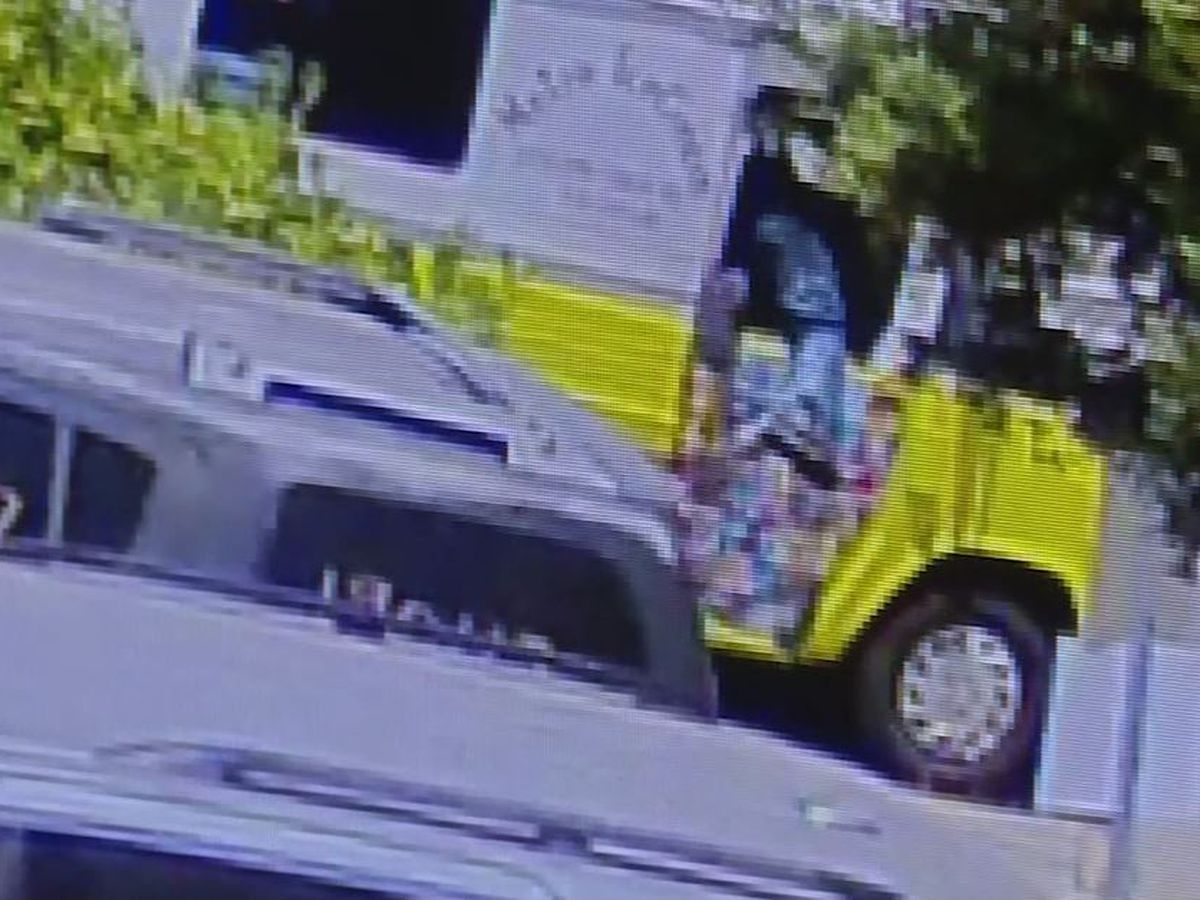 Man carjacks ice cream truck, leads police on chase in Calif.