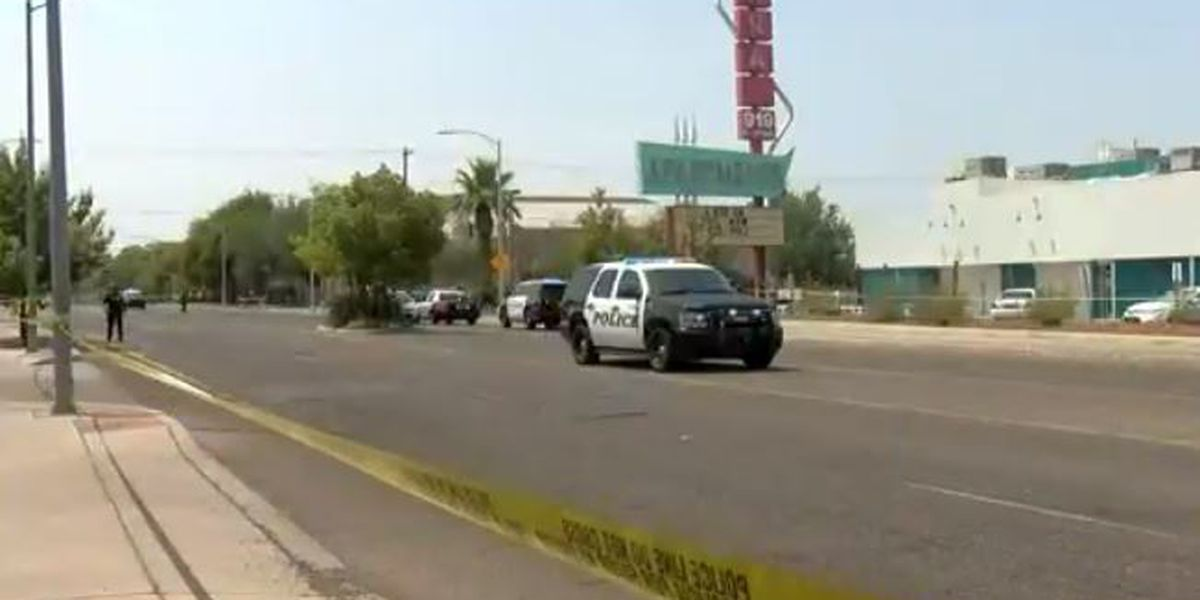 Tucson police looking for suspect in shooting that left one man seriously injured