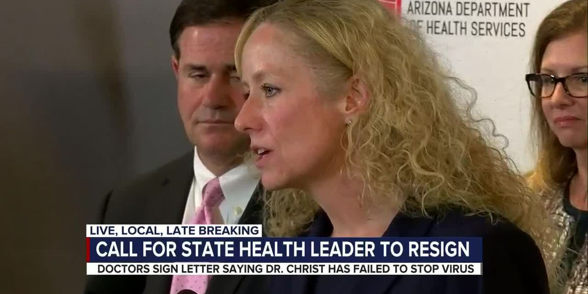 Nearly 200 physicians calling for Dr. Cara Christ's resignation