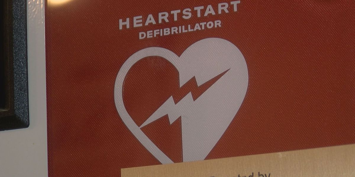 Gooter Foundation's AED donations to sports leagues even more important in the wake of COVID-19