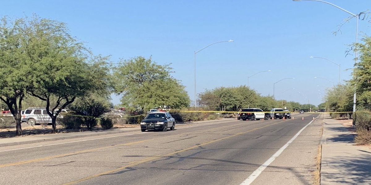 TPD shuts down Old Vail Road following serious injury collision
